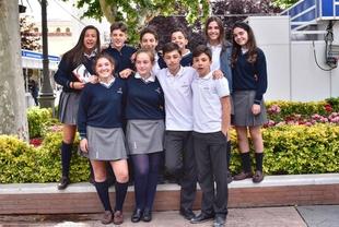El colegio Maristas gana el Concurso Escolar ''Está en los libros''