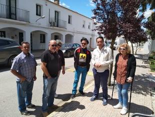 Ricardo Cabezas confía en un resultado histórico en los poblados de Badajoz