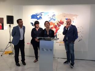 'Mujeres Trans de Centroamérica. Historias de resistencia' en la sala Vaquero Poblador de la Diputación de Badajoz