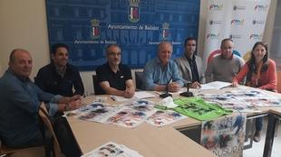 En torno a 5.000 niños se darán cita en la Granadilla el 25 de mayo para participar en la Clausura de las Escuelas Deportivas