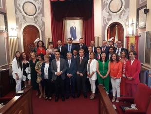 VOX da finalmente la alcaldía de Badajoz a Fragoso, que compartirá el mandato con Gragera