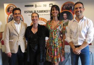 Dulces Pontes y la Orquesta de Extremadura ofrecen hoy un concierto 'especial' en el auditorio Ricardo Carapeto