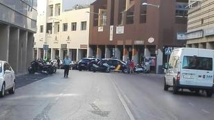 El Grupo Socialista pide limpiar la avenida Juan  Carlos I y calles deterioradas