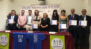 García Seco fue reconocida por el Colegio de Abogados de Badajoz con motivo de la IX Edición del Día de la Justicia Gratuita y Turno de Oficio.