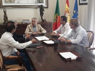 Eurobec dará un ''salto de calidad'' en la promoción turística de Badajoz, Elvas y Campo Maior