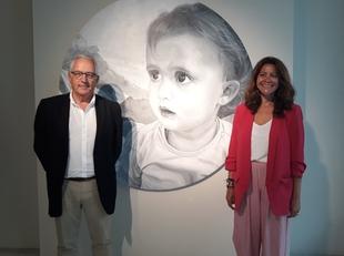 Un total de 14 cuadros de El Premio de Pintura Eugenio Hermoso pueden verse en la Sala Vaquero Poblador