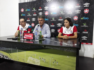 Badajoz disputa el 7 de septiembre el II Trofeo Ibérico Femenino