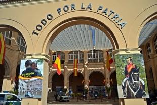 Abre sus puertas la Exposición que conmemora el 175 Aniversario de la Guardia Civil