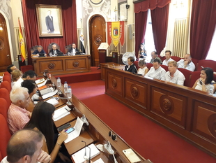 Luz verde para el Plan de Inversiones del ayuntamiento dotado con 1,3 millones