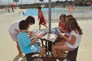 Este verano la Bibliopiscina no abrió en San Roque ni en la Granadilla