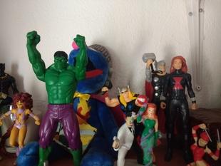 Taller de Creación de Superhéroes y Superheroínas dirigido a niños
