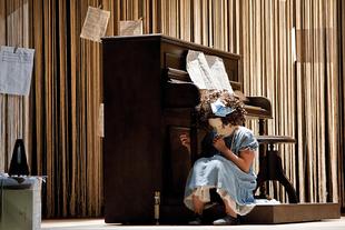 El Festival Internacional de Teatro de Badajoz continua con la obra 'Estrella'