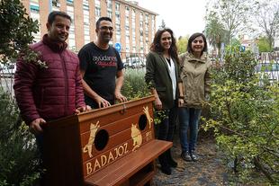 La Diputación colabora con el Ayuntamiento de Badajoz en un proyecto piloto para controlar la población de gatos callejeros