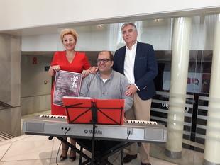 Pedro Monty y Pilar Boyero protagonizan el proyecto musical ''Tatuaje''