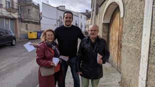 Víctor Píriz: ''para enseñar a Sánchez la puerta de salida de Moncloa hay que concentrar el voto en el PP''