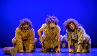 El mítico grupo de teatro gestual Tricicle estará en el teatro López de Ayala este viernes