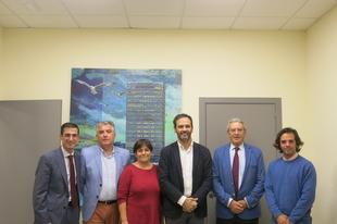 Fundación CB, Fundación Ibercaja y FEXAS firman un convenio de colaboración