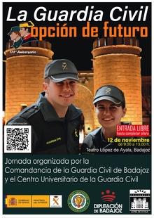 ''La Guardia Civil, opción de futuro''