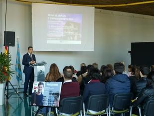 La Cámara de Comercio de Badajoz promueve el empleo y el emprendimiento