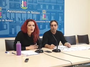Unidas Podemos insiste en el ''mal estado'' de las aceras y calzadas de Badajoz