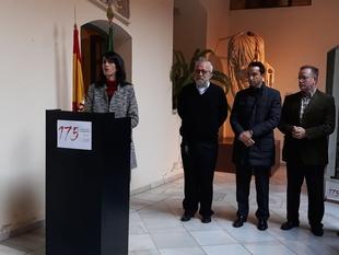 El Museo Arqueológico acoge una exposición sobre las Comisiones Provinciales de Extremadura y su relación con el Patrimonio Histórico