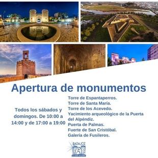 Actividades para este fin de semana dentro del programa ''Badajoz, la ciudad encendida''