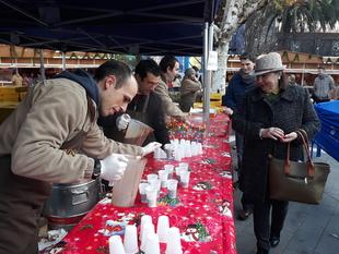 Más de 8.000 porciones de Roscones para todos