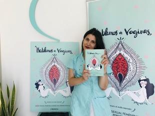 La ginecóloga Miriam Al Adib Mendiri presenta el 10 de enero su libro 'Hablemos de vaginas''