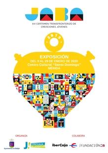 Exposición XIII Certamen Transfronterizo de Creaciones Jóvenes JABA