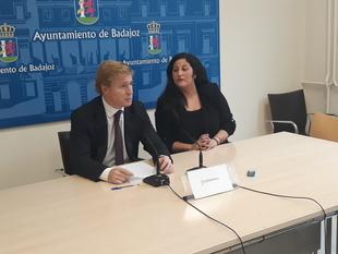 Ciudadanos critica que el PSOE vuelve a ''castigar'' a la ciudad de Badajoz con los presupuestos