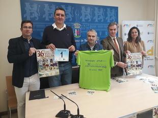Más de 2.500 personas disputarán este domingo el XXXVI Cross popular Vuelta al Baluarte