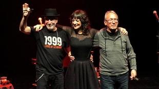 El viernes 24 de enero el teatro López de Ayala acoge un espectáculo peculiar 'Noche Sabinera'