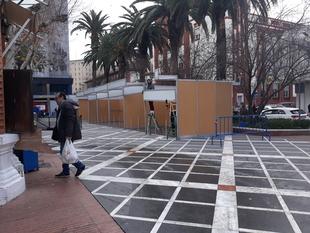 La Feria del Libro viejo y de Ocasión se traslada a San Francisco
