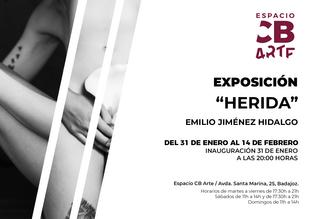 Exposición ''Herida'' Emilio Jiménez Hidalgo