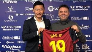 ¿Quién es Leilei Gao, el nuevo fichaje del Extremadura UD?
