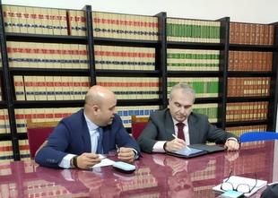 Fragoso lleva al Senado las demandas del ICABA en defensa de los abogados del Turno de Oficio y la aplicación de la Justicia Gratuita