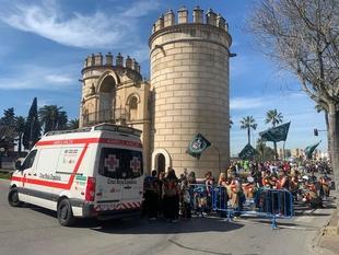 231 asistencias de Cruz Roja durante el fin de semana