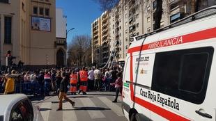 Cruz roja atiende 76 lipotimias durante el Desfile de Comparsas