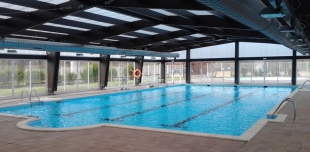 Las piscinas climatizadas abrirán a partir del lunes, 25 de mayo
