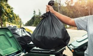 Este lunes se retoma el horario habitual para tirar la basura