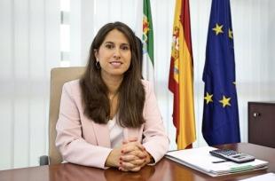 La Junta destaca que la terminal de la Plataforma Logística de Badajoz supondrá un gran impulso para el transporte ferroviario de mercancías