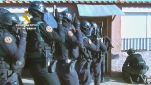 Detienen a siete personas implicadas en el homicidio del propietario de una finca de Feria
