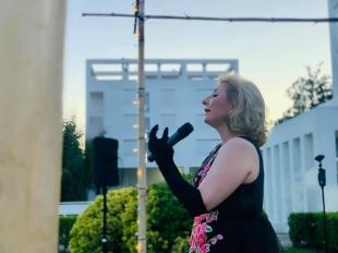 Pilar Boyero y Pedro Monty inauguraron las ''Noches Musicales'' en la Rucab