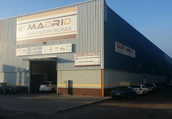 Taller De Chapa Y Pintura Madrid La Empresa Talleres De Chapa Y