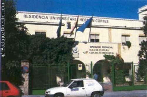 Residencia universitaria hern n cort s la empresa for Residencia universitaria hernan cortes