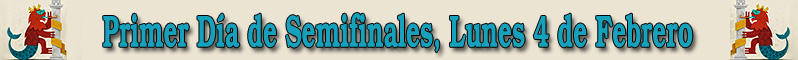 Primer D�a de Semifinales del Concurso de Murgas del Carnaval de Badajoz 2013