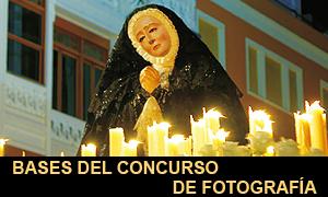 Bases del Concurso de Fotograf�a de Semana Santa de Badajoz 2012 y Procesionario