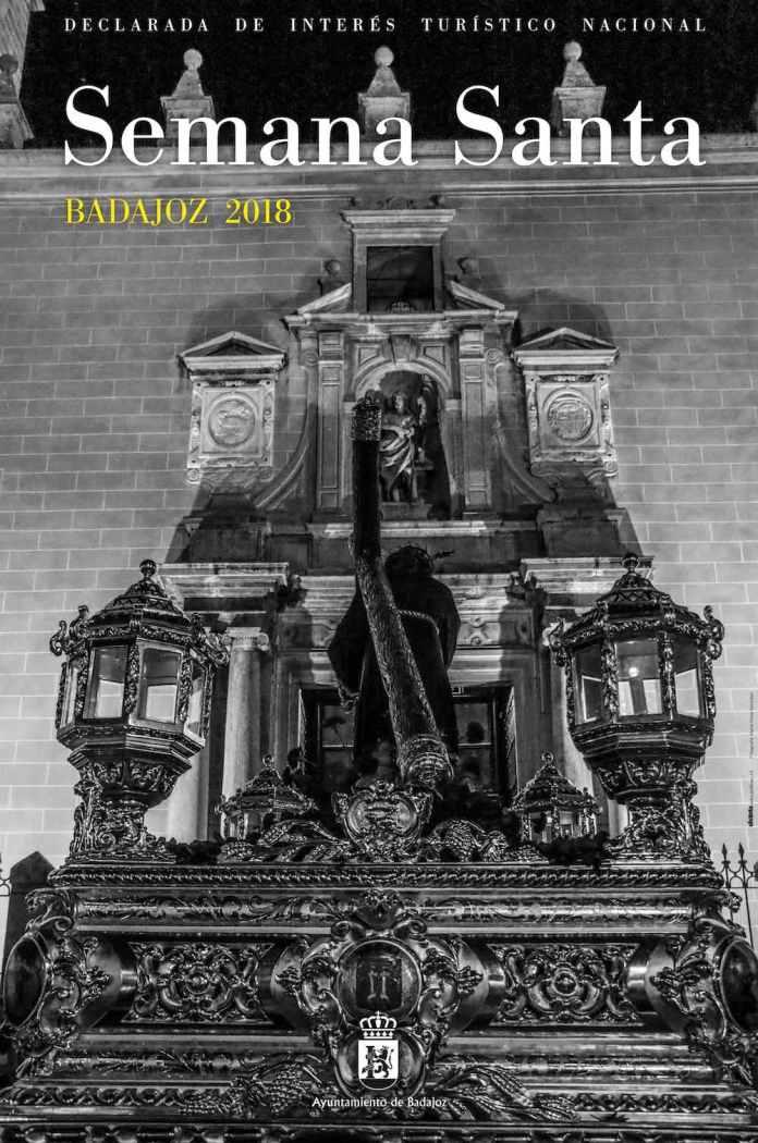 Cartel de la Semana Santa de Badajoz 2018