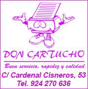 DON CARTUCHO
