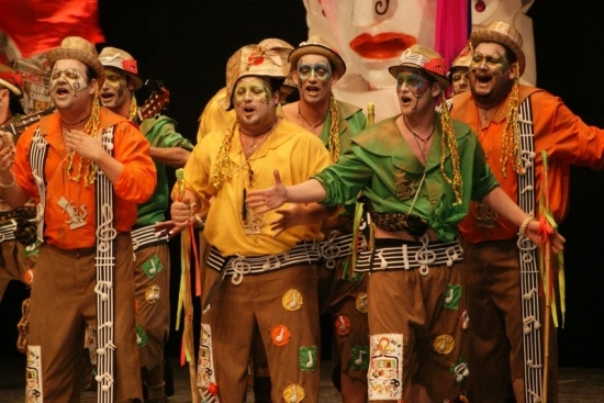 carnaval badajoz murgas directo